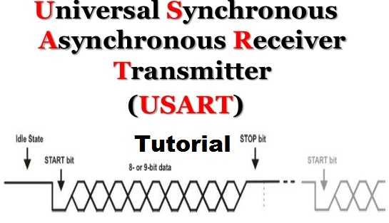 PIC16F877A Serial Communication (USART) Tutorial | EmbeTronicX
