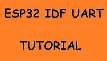 ESP32-IDF getting started (Hello world) | EmbeTronicX