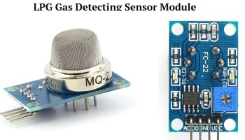 Gas Leakage Detection System using 8051 | EmbeTronicX