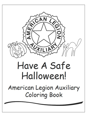Books, Pamphlets, CDs-American Legion Flag & Emblem