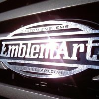 Chrome Emblems