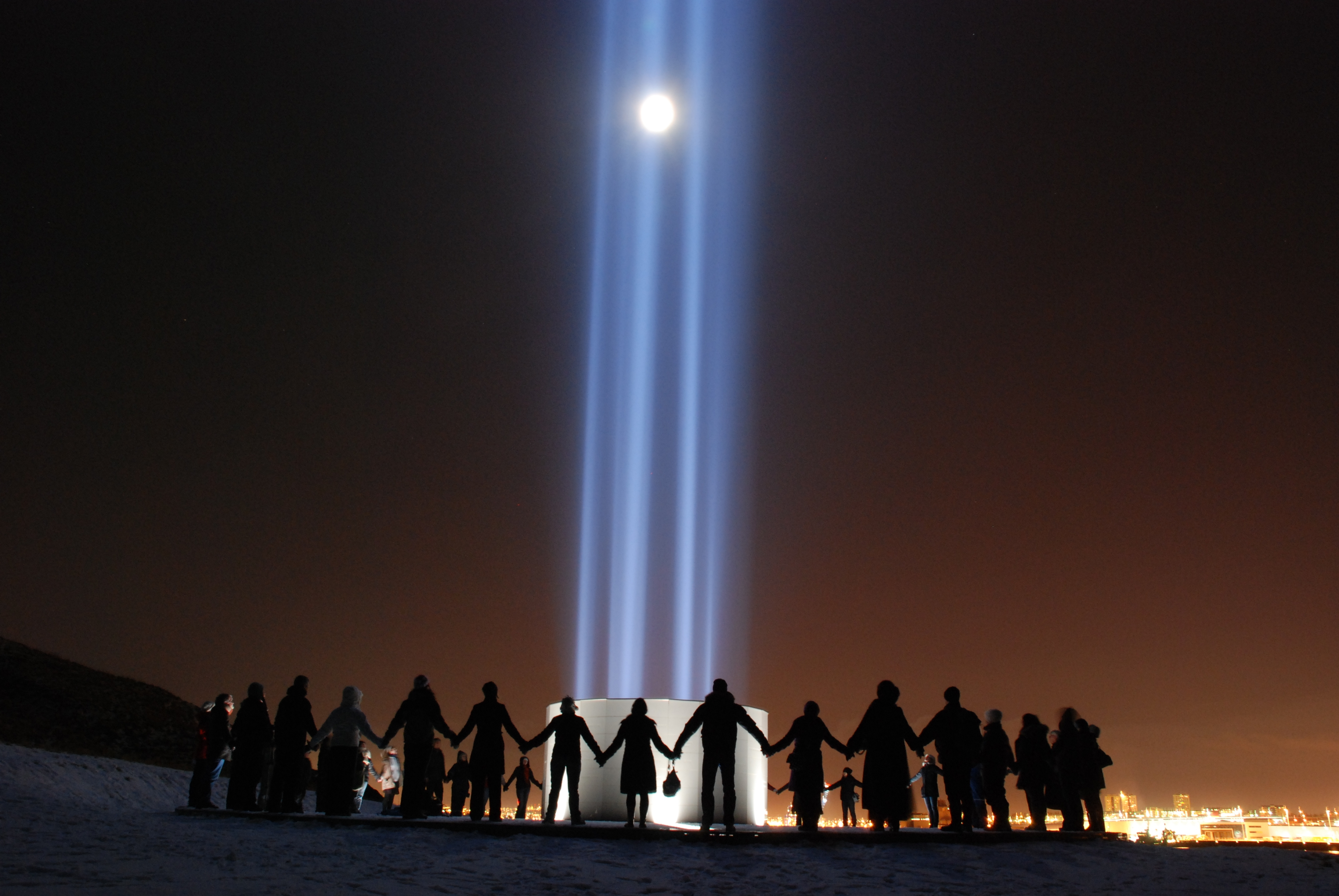 Imagine Peace Tower Embodied Living