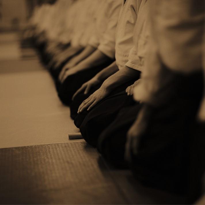 Thorsten Kondla  Embodiwerk Zen Kampfkunst Leadership Training