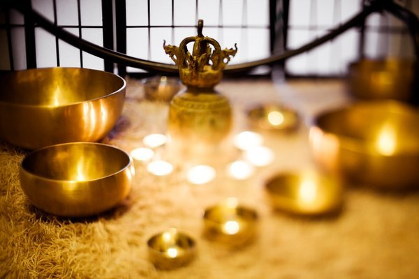 Discover how Sound Baths use the power of gongs and quartz