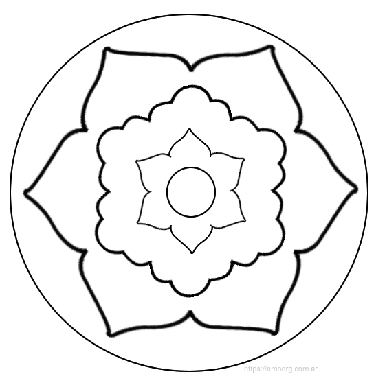 Dibujos Mandalas Faciles Para Colorear Tattoos Ideas