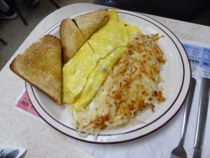 grayling restaurant omelettes