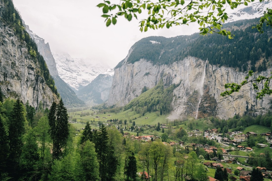Things to do in Lauterbrunnen Switzerland