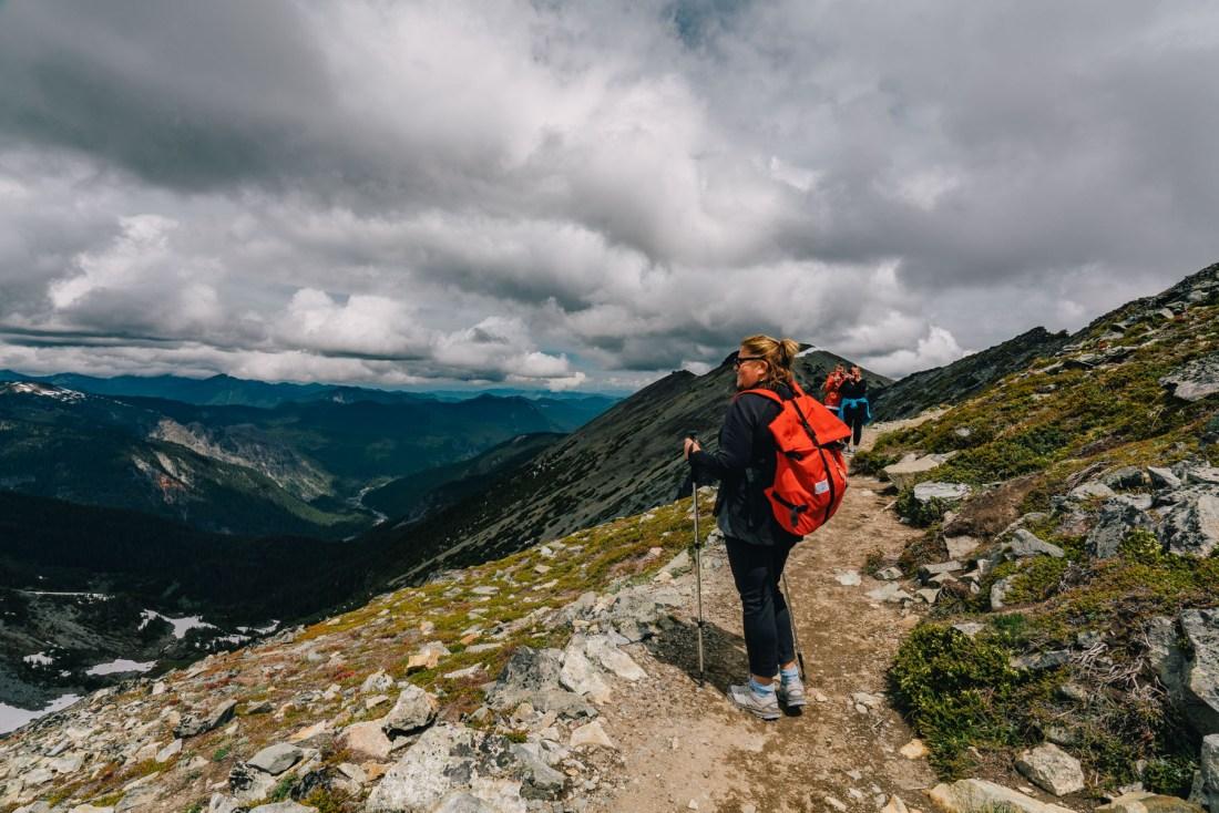 best hikes at Mt. Rainier National Park