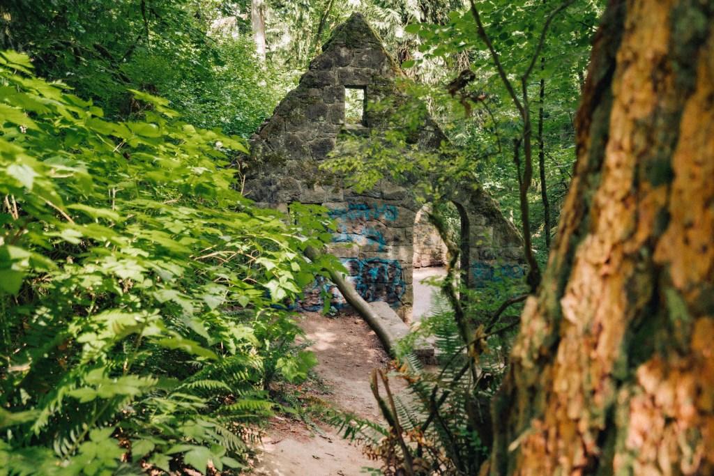 Witch's Castle Portland