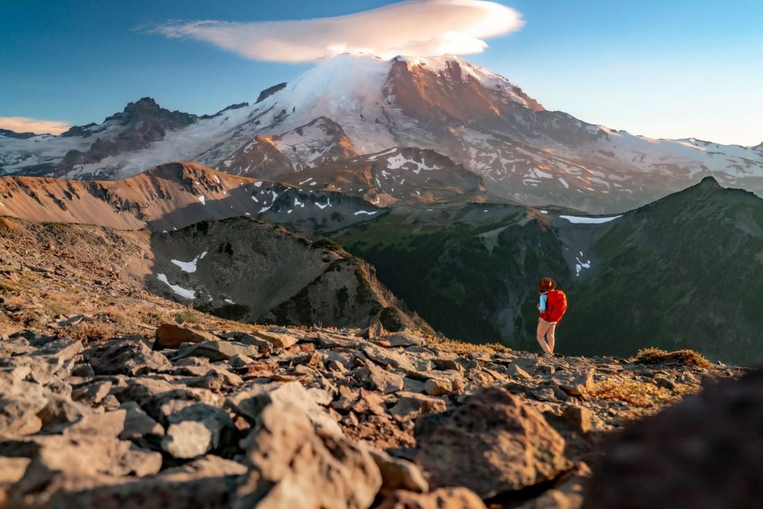 Best hikes Mt. Rainier National Park