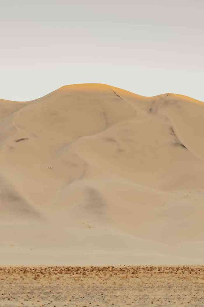 Exploring Eureka Dunes (The Largest Dune Field in North America)