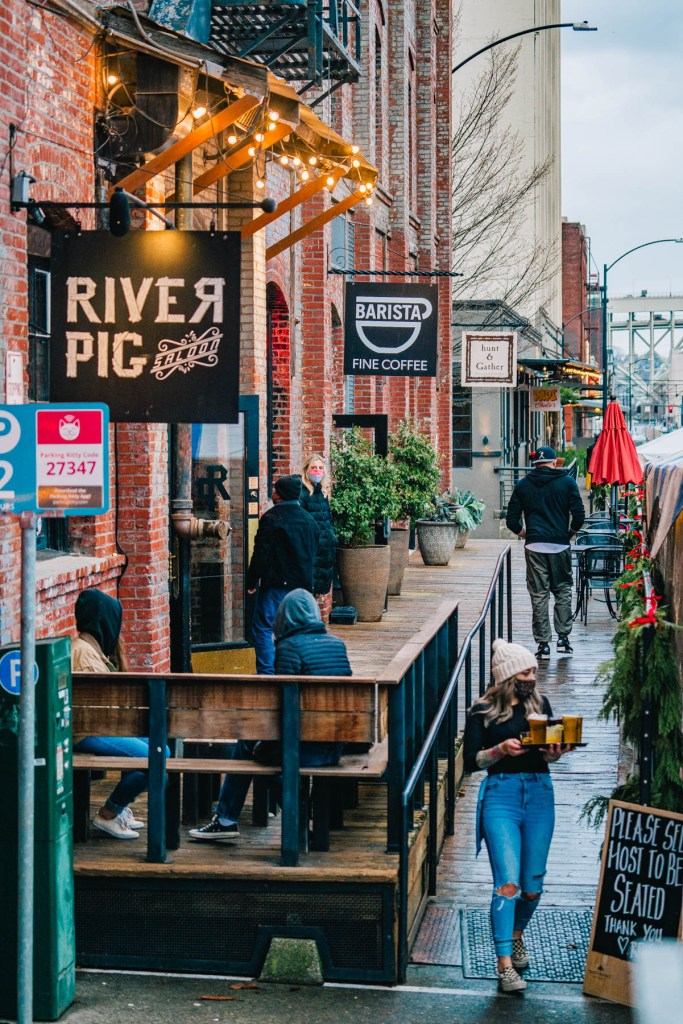 These 10 Portland Restaurants Have the BEST Outdoor Seating (During COVID)