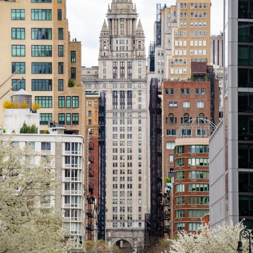 manhattan municipial building new york city