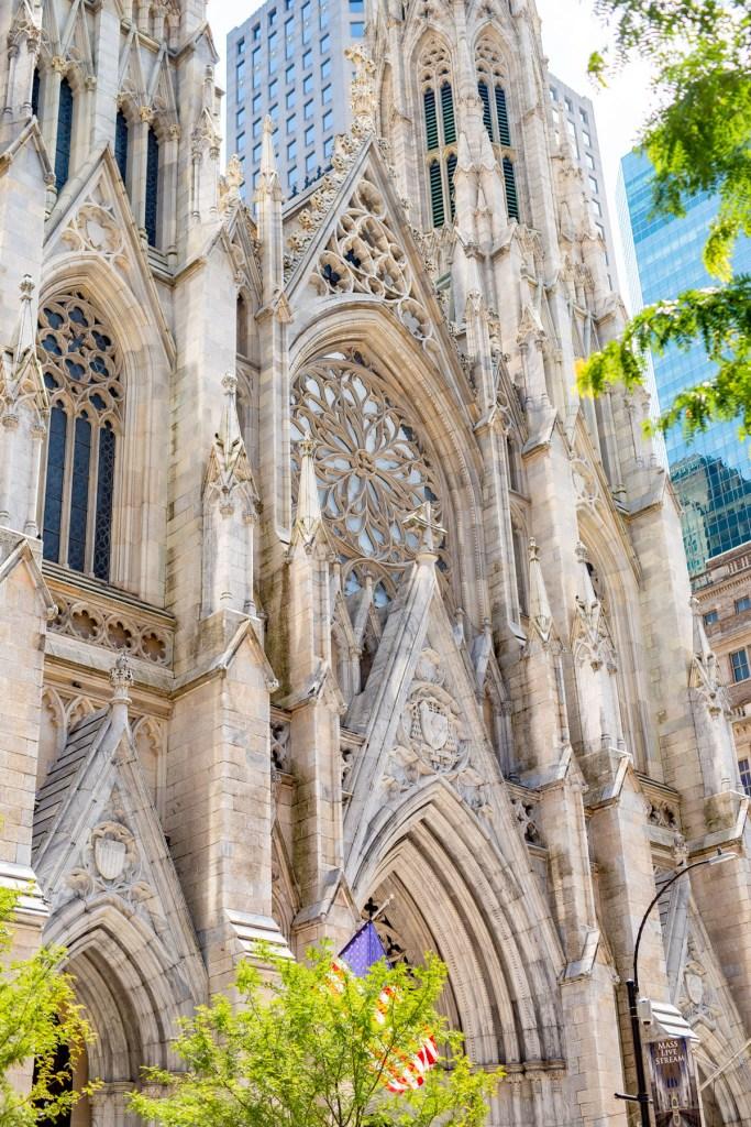 12 Breathtaking Churches in New York City