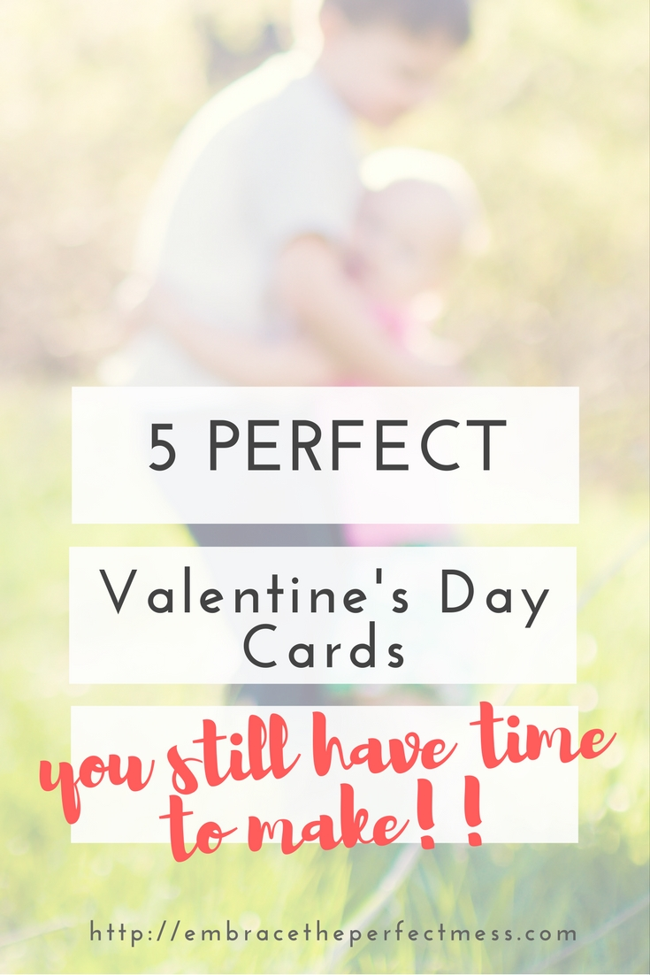 There Is Still Time To Make Some Super Cute Personalized Photo Cards For Valentine's  Day!