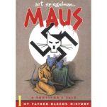 Maus I & II Class of 2014 (Comics Issue)