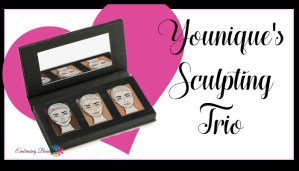 Younique's Sculpting Trio