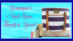 2016 July Kudos – Flawless Glow Collection