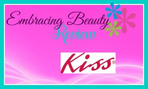 Kiss Nails review Embracing Beauty Kim Willis