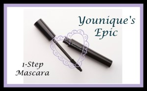 Younique's Epic One-Step Mascara Embracing Beauty with Kim Willis