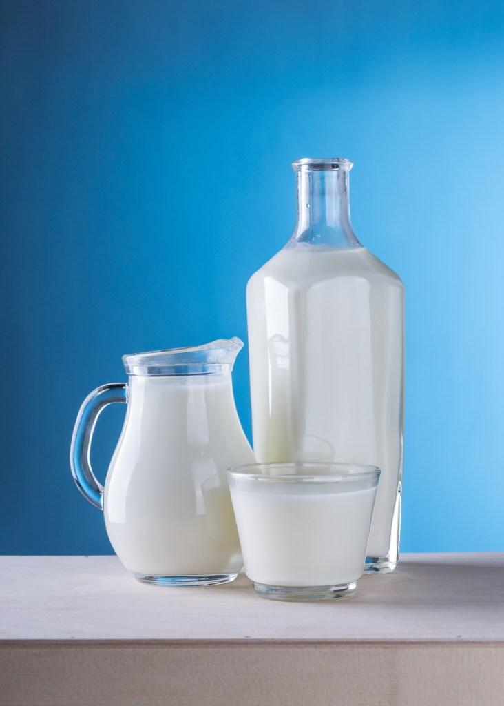 pregnancy superfood dairy- milk, yogurt, cheese, and cream soups