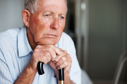 Image result for old people depressed
