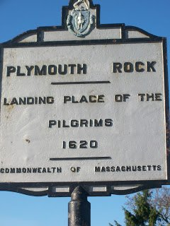 Field Trip: The Mayflower and Plymouth Rock