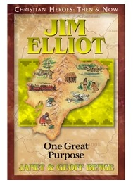 Jim Elliot Book