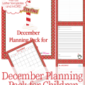 Planning Pack for Kids