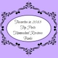2013 Favorites Blog in Review