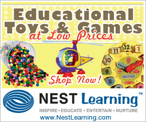 Toys & Games at NestLearning.com
