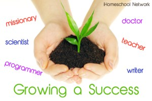 Growing a Success iHomeschool Network linkup
