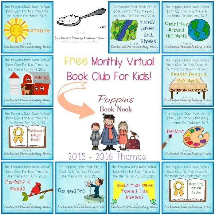 Poppins Book Nook themes 2015-2016