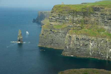 Cliffs of Moher {photo credit}