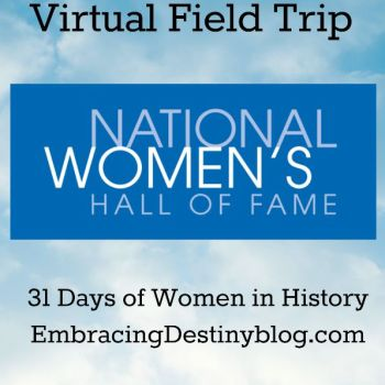 Virtual Field Trip: National Women's Hall of Fame