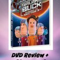 Galaxy Buck DVD review & giveaway. Christian kids movie from Phil Vischer, creator of VeggieTales and What's in the Bible? Great family fun with values!