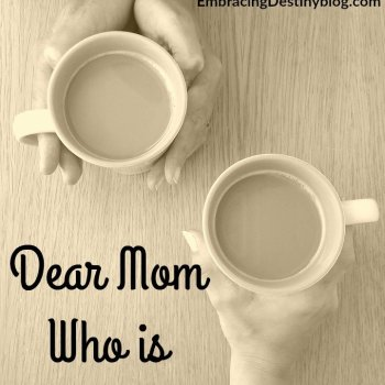 Dear Mom Who is Raising a Daughter