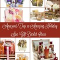 Top 10 Holiday Spa Gift Baskets to pamper the women on your Christmas shopping list! Easy to ship, shop from home on Amazon! embracingdestinyblog.com