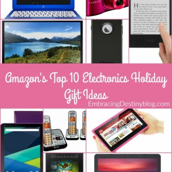 Top 10 Electronics Gift Ideas