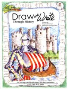Draw and Write through History series