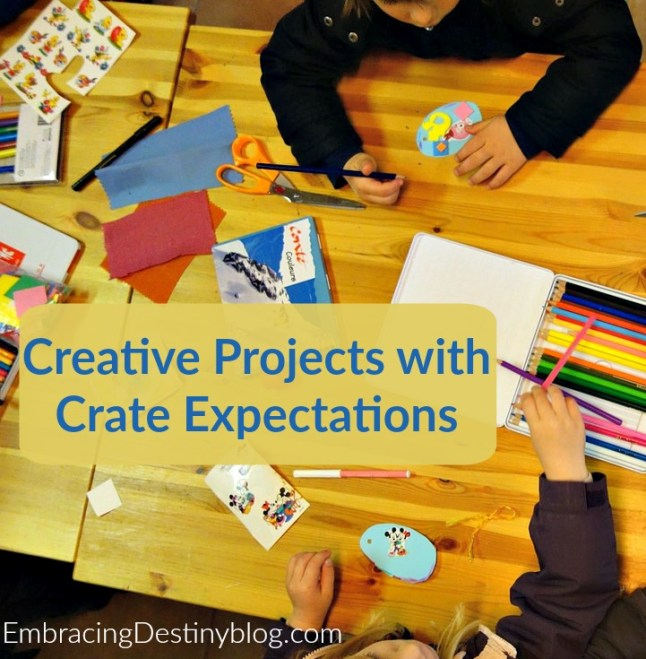 Creative Projects with Crate Expectations