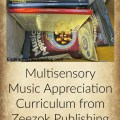 Multisensory Music Appreciation Curriculum from Zeezok Publishing