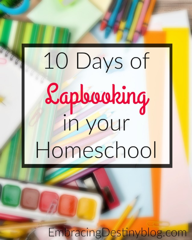 Learn everything you wanted to know about lapbooking in your homeschool. Tips, tricks, inspiration, and how to make them work for creative learning! embracingdestinyblog.com