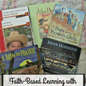 Faith Based Learning with Kindergarten Stepping Stones