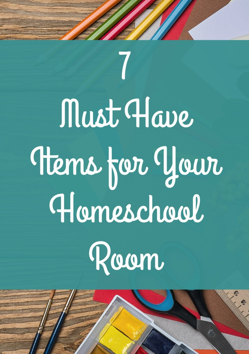 7 Essential Homeschool Supplies