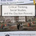 Road to the White House: Electing the American President. Social studies, critical thinking skills, and the election process. Gifted education course for grades 6-8. embracingdestinyblog.com