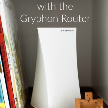 Online Safety for Kids with the Gryphon Internet Router