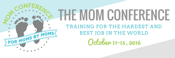 Attend the Mom Conference Online for FREE Oct. 11-13!