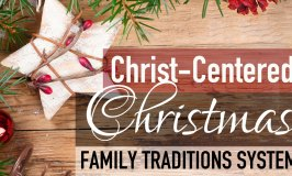 Start new traditions with your family and keep Christ at the center of your Christmas with these printables and activities!