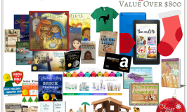 Keeping Christ in Christmas giveaway with meaningful resources worth over $800!